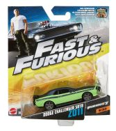 Fast & Furious 1:55th Die-Cast Vehicle Dodge Challenger SRT8 2011 - FCF40